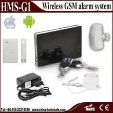 2014 New Security Wireless Home GSM Alarm,Intelligent APP gsm alarm,Andriod/IOS GSM alarm system