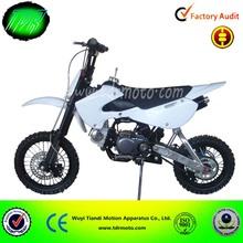 Lifan 125cc engine air-cooled dirt bike