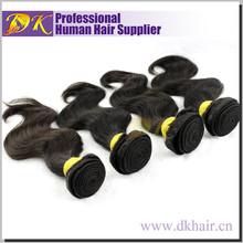 Different Types Malaysian Human Virgin Hair Weft Real Grade 5A Hair Loss Tablets