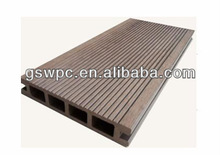 Latest wpc composite hollow decking/wpc hollow flooring