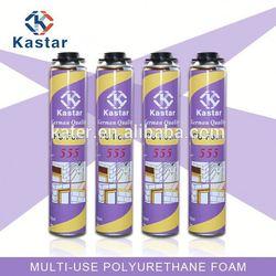 pu foam in aerosol for manufacturer