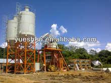 Ready mixed concrete mixing plant HZS50