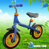 Steel baby push scooter with EN71 , baskets