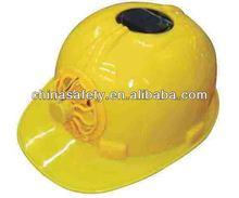 SLH-TYN Solar powered safety Helmet with fan helmet