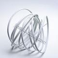 الأسلاك الكهربائية البلاستيكية العازلة