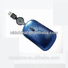 usb retractable mini mouse