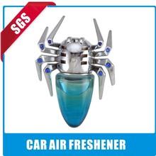 long-lasting name plate crazy spider good smell fashion azure starry sky household air freshner