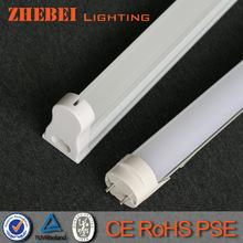 T8 2 years warranty led tube lights milk white color 9watt