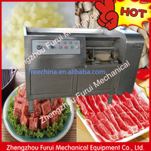 Modern Designed Electrical Metal Meat Slicer/meat cuber/meat cutting machine