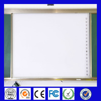 Wireless electric technology project ratio 4:3 80inch with CE FCC ROHS Certificate electronic interactive whiteboard