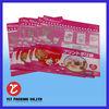 Adhesive Plastic OPP bag (header paper bag)