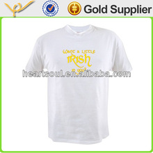 Top quality professional manufacture trendy basic men's o-neck tshirt
