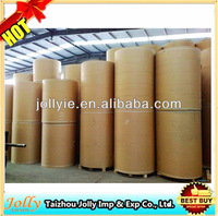 Poly Coated Brown Kraft Paper