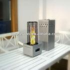Table top bio ethanol heater