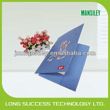 410g paper file folder/student stationery