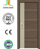 2014 New product Interior MDF wooden Turkish PVC door design
