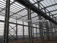 prefab light steel structure steel industrial building fabrication contractor