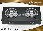 elegant design tempered glass cooker stove gas cylinder B-2301C