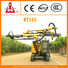High efficiency KT11S portable Surface exploration drilling rig/integrated drilling rig