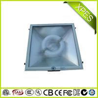 Rectangular die casting aluminum suspended ceiling lights commercial