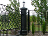 Design aluminum fence for garden;Aluminium Pool Fencing, Aluminium Fence Panel
