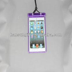 EVA/PVC/ TPU recycling waterproof bag for I pad mini