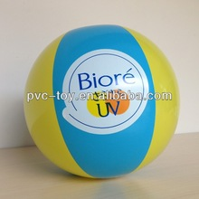 inflatable ball with logo printed for promotional gifts