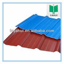 pvc plastic roof panel
