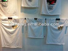 Ropa de niños, de algodón t- shirt, china camisas de polo de la fábrica