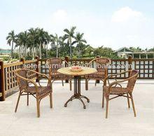 Beautiful courtyard furniture