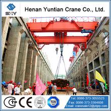 Durable and Cost-effective 20 ton Double Girder Bridge Overhead Crane