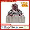 100% acrylic/cotton winter hats