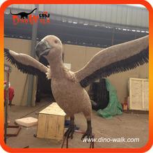 Animatronic animal eagle 3 meters long