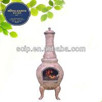 cast iron antique chimineas