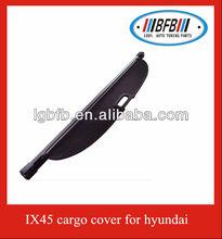 retractable rear cargo cover for Hyundai IX45 cargo cover auto accessories