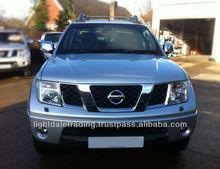 2008 Nissan Navara 2.5 DCI 169 4WD Aventura (R0143)