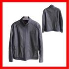 2015 high quality factory dubai leather jacket
