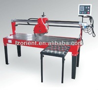 Electric sliding table saw