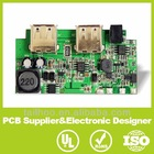 usb sd card mp3 player circuit board design