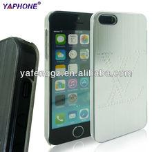 various external patterns aluminum case for iphone 5