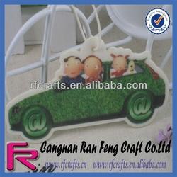 Paper Air Car Freshener