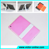 Cute Pink White Color TPU PC COVER FOR IPAD MINI 2