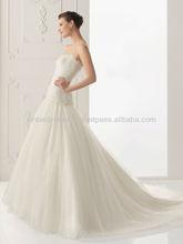 wedding dresses 2014 Viet Nam Garza and tulle mermaid bridal dresses wedding gown