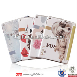 for tablet iPad air PC smart cover,for iPad air kickstand case make in china,for PU leather iPad air cover