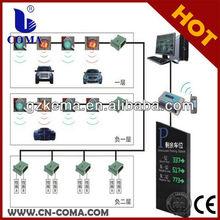 yOUR sole Choice from COAM barrier car parking sensor system number plate parking lot parking management system