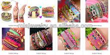 2014 trends bracelets jewelry Brazilian multilayer bracelets