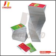 YC-BG1848 mini cards, mini playing cards, mini game cards