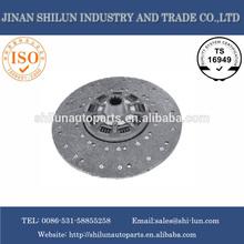TS16949 good quality truck clutch disc