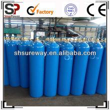 40L Empty Nitrogen/N2 Gas Storage Cylinder/Gas Filling Cylinder