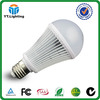 YT-A17001B010GDG160 Long life span 10w E27 led bulb lighting